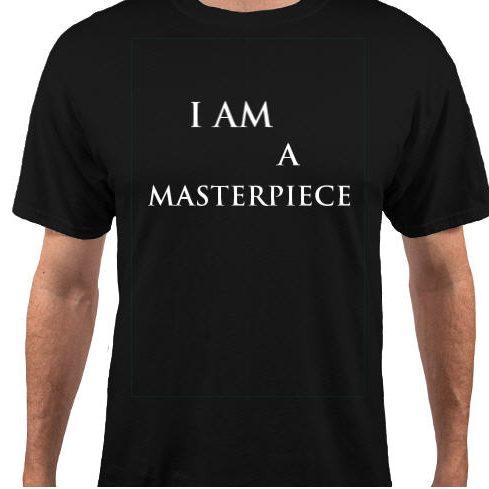 Masterpiece, Tee Shirt, Unisex