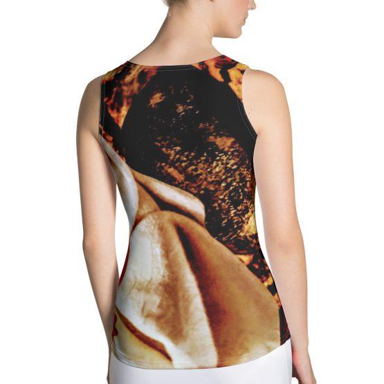 Balestier Designs, Ladies, Womens, Tank Top, Back